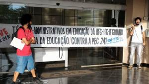 UFG convoca assembleia para discutir PEC do Teto de Gastos