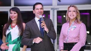 Pedro Paulo anuncia duas mulheres para compor chapa na disputa à presidência da OAB-GO