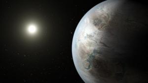 Nasa encontra planeta parecido com a Terra e que pode ser habitado