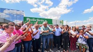 Em Posse, Caiado confirma inauguração da Policlínica em fevereiro