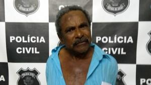 Homem é preso no momento em que agredia esposa na rua