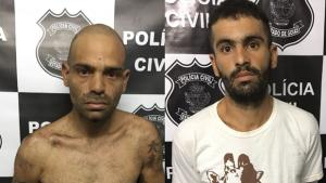 Polícia prende homens acusados de tortura contra rival do tráfico de drogas