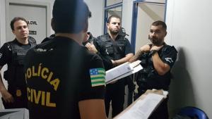 Polícia prende grupo suspeito de furtar energia elétrica em Goiânia