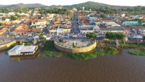 No Tocantins, Marcelo Miranda e Temer lançam obras da Ponte de Xambioá