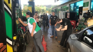 Operação apura falta de etanol em postos de Goiânia
