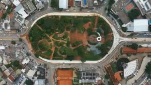 Praça do Cruzeiro será totalmente interditada a partir de sexta-feira, 7