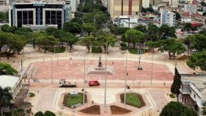 Governador reafirma projeto de criar o Circuito Cultural da Praça Cívica