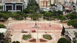 Vereadores aprovam projeto para preservar patrimônio Art Déco da Praça Cívica