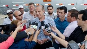Paulo Garcia diz que com reajuste do IPTU inferior ao proposto menos obras serão feitas