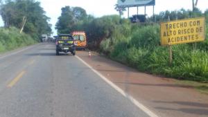 Goiás tem 17 trechos de BRs com grande incidência de mortes e acidentes graves
