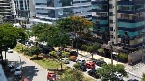 Após morte de colega, motoristas da Uber fazem protesto pelas ruas de Goiânia