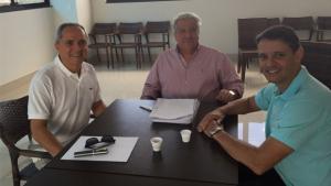 De olho em 2016, Luiz Bittencourt discute aliança política com PSD