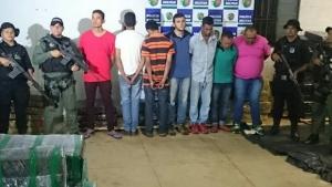 PM realiza maior apreensão de drogas do Estado em Aparecida de Goiânia