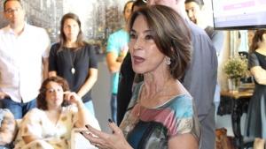 No lançamento do Bananada, Raquel Teixeira anuncia reformulação do fomento à cultura