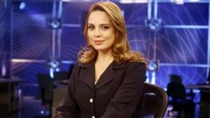 Deputado goiano quer conceder honraria a Rachel Sheherazade