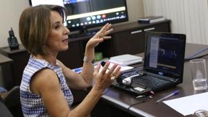 Raquel Teixeira esclarece proposta de mudanças no Ensino Médio a subsecretários
