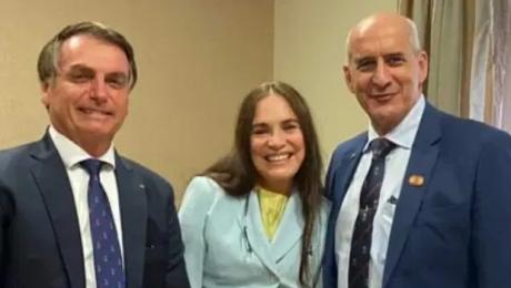 Regina Duarte é a melhor notícia do governo Bolsonaro em 2020