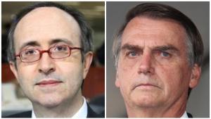 Reinaldo Azevedo foi o jornalista que melhor soube lidar com Jair Bolsonaro