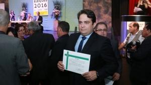 Roberto Naves é diplomado prefeito de Anápolis