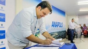 Gestão Roberto Naves reduz impostos de iluminação e serviços urbanos em Anápolis