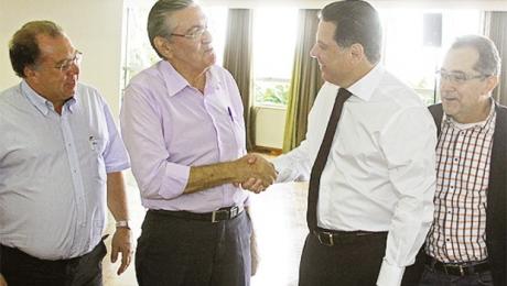 """""""Mais de 70% dos aliados de Friboi já estão na campanha de Marconi"""", diz Robledo Rezende"""