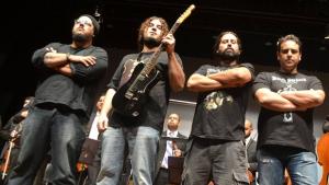 Rock Sinfônico leva clássicos e músicas autorais ao Vaca Brava