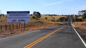 Marconi e Jayme Rincón entregam obras de reconstrução de rodovias