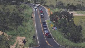 Tráfego de caminhões pesados será restringido em 11 GOs