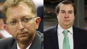 PSL desiste de João Campos e apoia Rodrigo Maia para liderança da Câmara