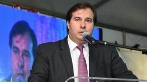Rodrigo Maia rejeita pedido do PSOL para que ministro do Turismo deponha na Câmara
