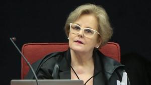 Rosa Weber indica veto do STF à prisão logo após a segunda instância