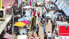 Cerca de R$ 1 milhão em mercadorias falsificadas são apreendidos na Rua 44