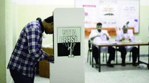 Troca de acusações entre caciques afugenta o interesse do eleitor pelo novo presidente