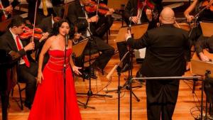 Sabah Moraes e Orquestra Sinfônica Jovem de Goiás homenageiam Piazzolla