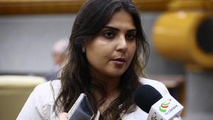 Vereadora critica Iris e diz que discussão de aplicativos de transporte é do Legislativo