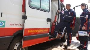 Em Goiânia, bebê se afoga em balde com água e fica inconsciente