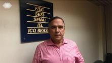 """""""Foi uma grande frustração"""", diz presidente da Fieg sobre decreto"""