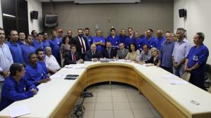 Comissão aprova concessão da Saneago ao Estado com emenda que proíbe privatização