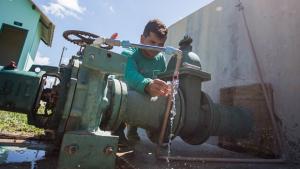 Secretaria discute precariedade em sistemas de água e esgoto de cidades goianas