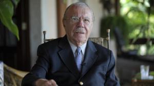 Sarney promete ajudar Sérgio Machado a escapar de Moro