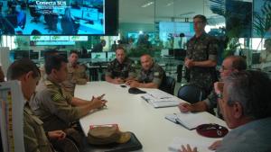 Exército e Aeronáutica entram em ação no combate ao Aedes aegypt em Goiás