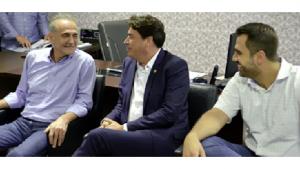 O PP do senador Wilder Morais define apoio à reeleição do prefeito Jardel Sebba