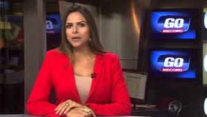 Record Goiás estreia Cidade Alerta com Silvye Alves, nesta segunda-feira