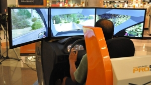 A partir desta sexta, 19, uso de simuladores em Goiás para tirar a CNH será facultativo