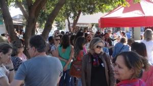 Servidores municipais da Saúde planejam novas manifestações para a próxima semana