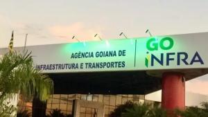 Após decisão da Justiça, Goinfra inicia obras para reestruturação da GO-418