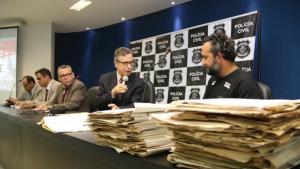 SSPAP devolve documentos retirados ilegalmente do Arquivo Histórico Estadual