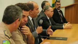 Servidores são presos por esquema de corrupção na penitenciária de Aparecida de Goiânia