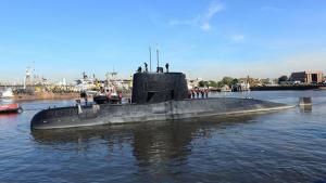 Depois de um ano desaparecido, Submarino argentino é encontrado na Patagonia