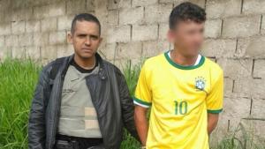 Suspeito de sete estupros é preso por policial militar em Trindade